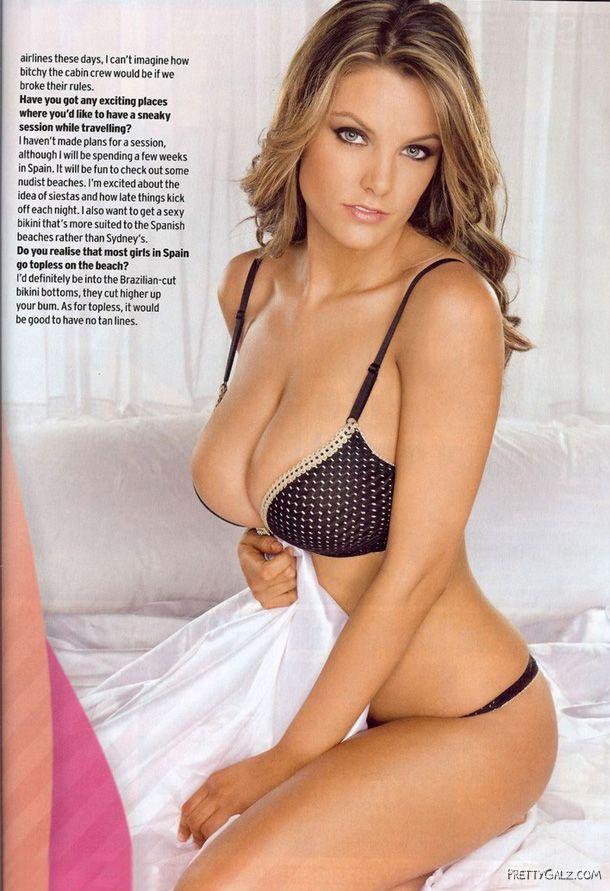 Australian Model Rachael Neiberding