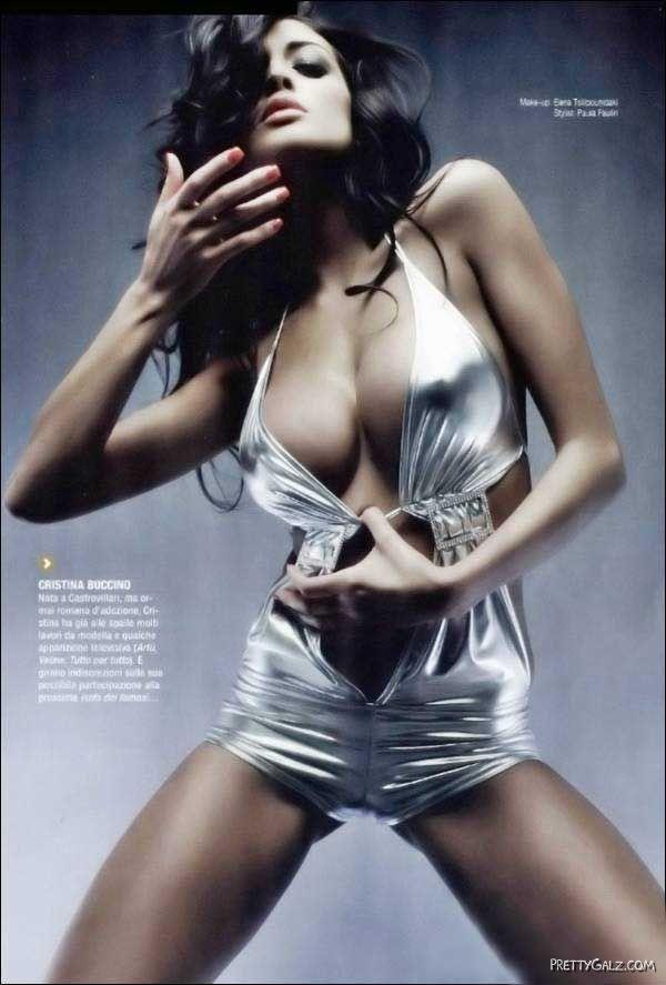 Italian Beauty Cristina Buccino