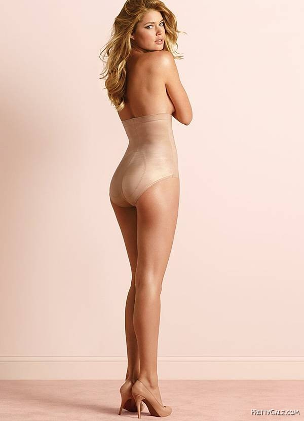 Doutzen Kroes Victorias Secret Shoot