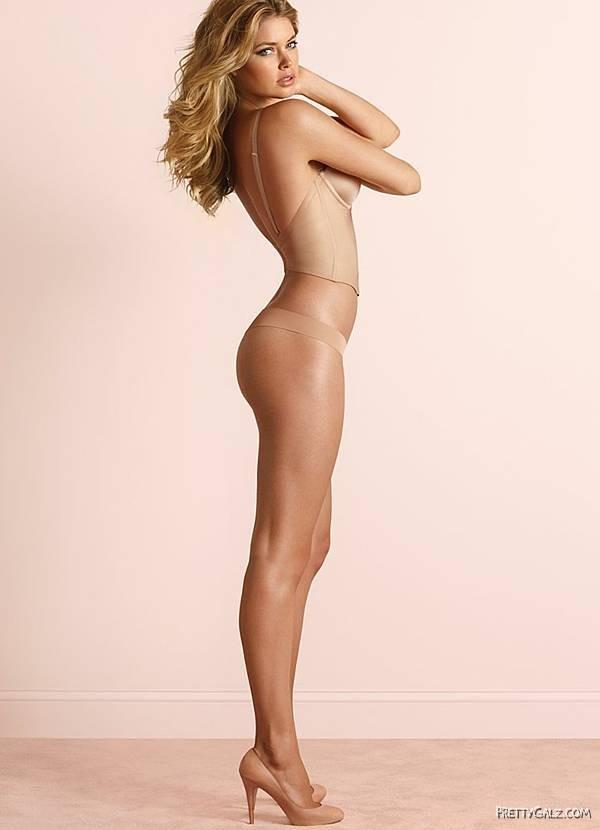 Doutzen Kroes Victorias Secret Shoot
