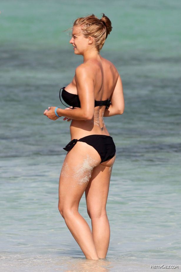 Gemma Atkinson Born To Be In A Bikini
