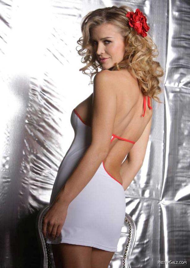 Joanna Krupa Modelling for Bon Prix