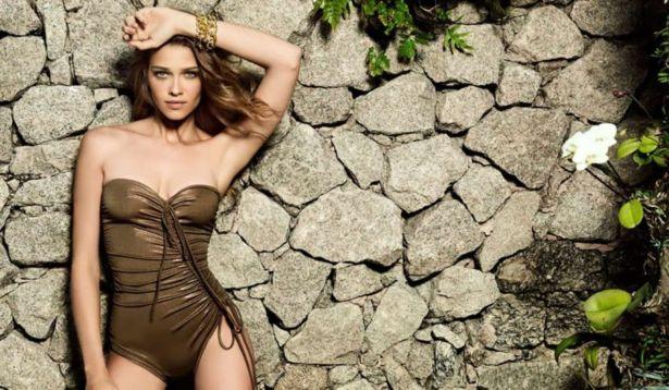 Ana Beatriz Barros For Naima Spring Summer 2014