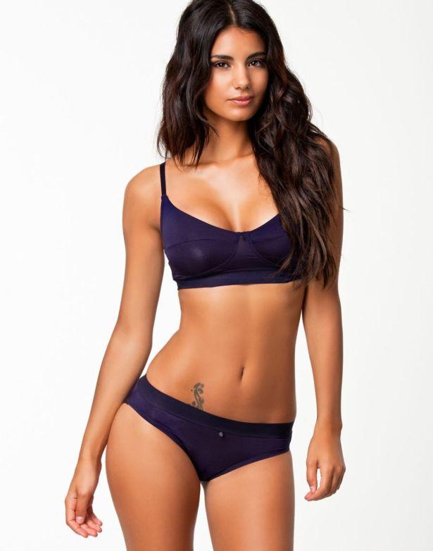 Johanna Lundback For Nelly Swimwear Shoot