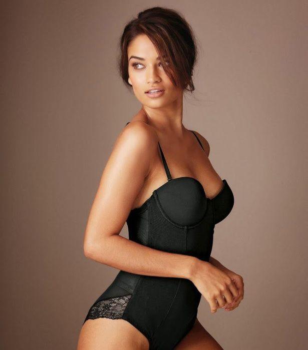 Shanina Shaik For Next Photoshoot 2014