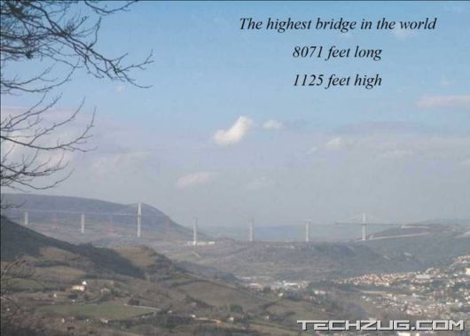 Making Of The Highest Bridge On Earth
