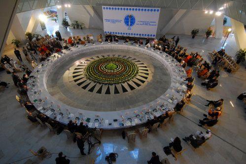 Kazakhstan's Astounding Futuristic Pyramid