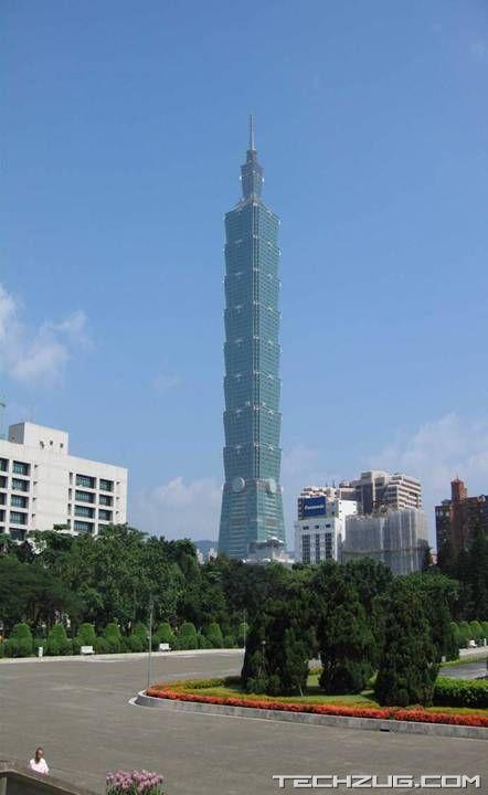 Towers Around The World