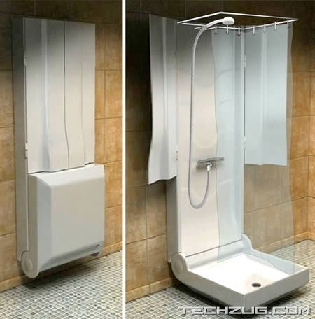 Coolest Shower Designs