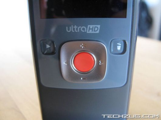 Flip Ultra HD Digital Video Camera
