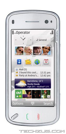 Nokia N97 Smart Phone