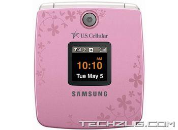 Samsung Gloss U440 aka Cleo