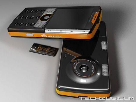 Sony Ericsson USB Port Phone