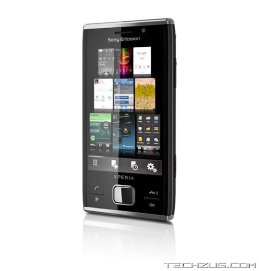 Sony Ericsson Xperia X2 Smart Phone