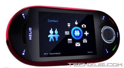 Virgin Mobile Helio Ocean 2 Phone