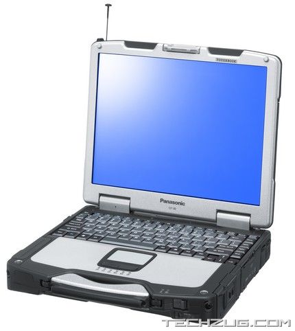Panasonic Updates ToughBook 19 and 30 Rugged Laptops
