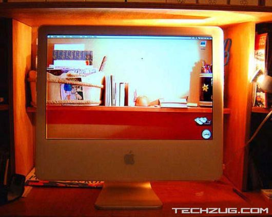 Amazing Transparent Desktops and Laptops