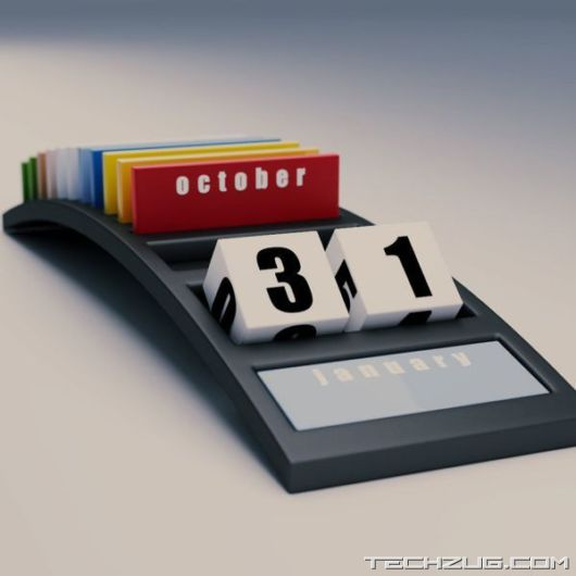 Highly Innovative Calendar Designs