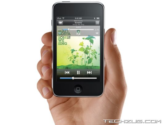 iPod Touch 2nd Gen