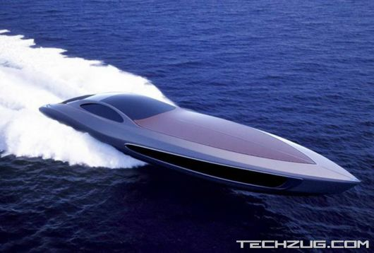 The Amazing Super Yacht